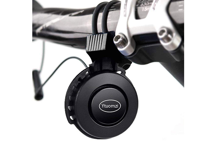 Ytuomzi Electric Bike Horn
