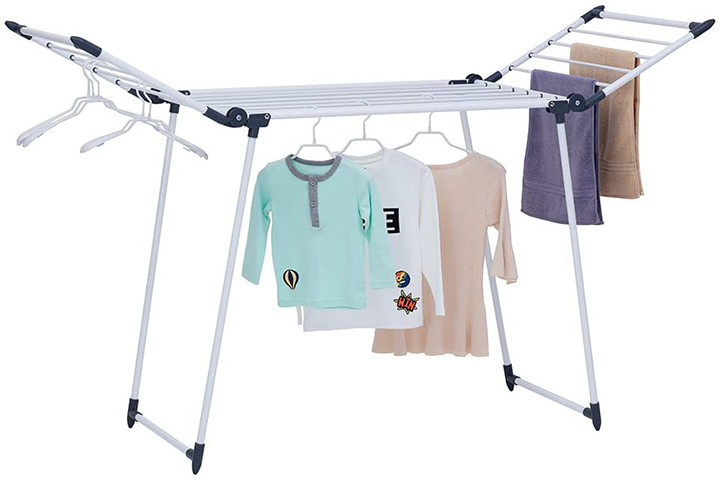 Yubelles Clothes Drying Rack