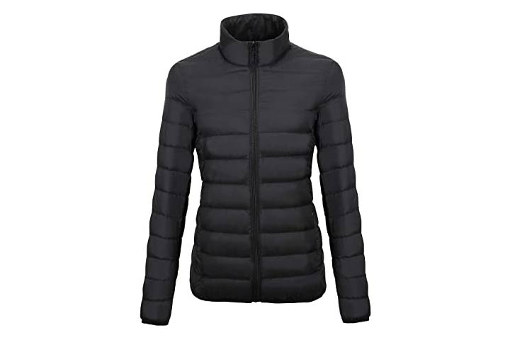 Zity Packable Down Jacket For Women