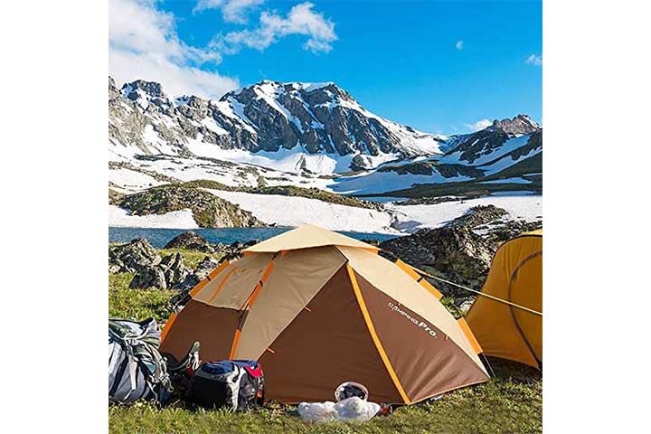 Zomake 4-Season Instant Tent