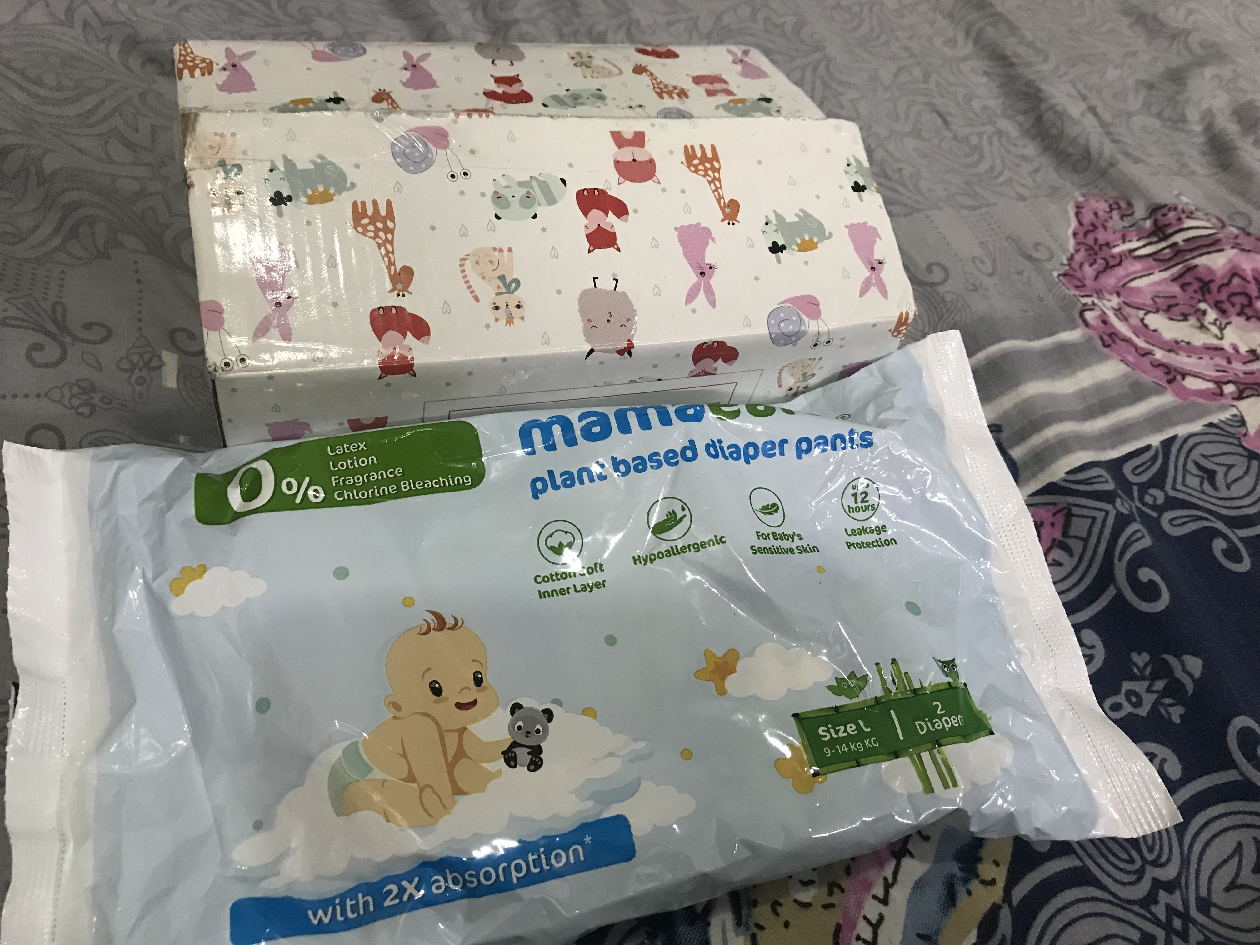 Mamaearth Plant Based Diaper Pants-Best super soft diapers-By sheenu_bansal