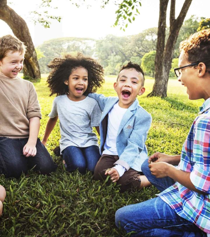 Benefits Of Outdoor Play For Kids And Tips To Encourage Them