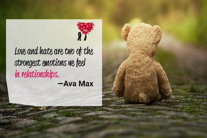 101 Love–Hate Quotes1