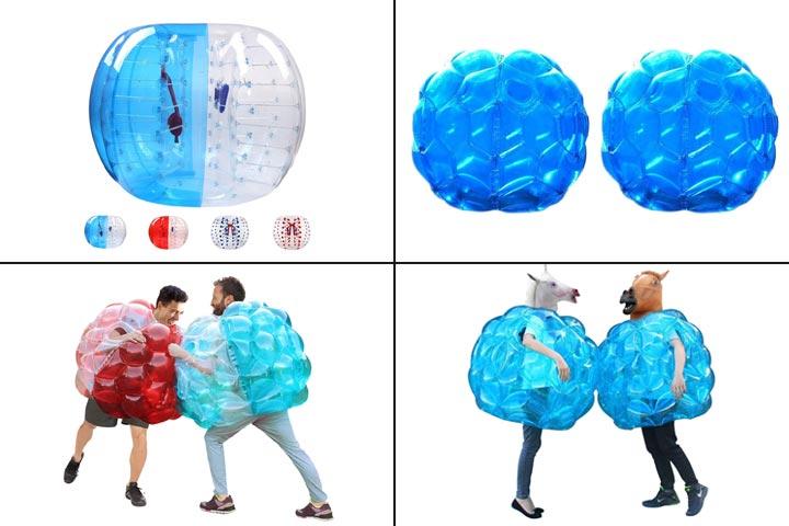 11 Best Bubble Balls To Buy In 2020-1