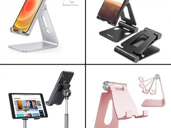 11 Best Cell Phone Stands for Desks In 2020