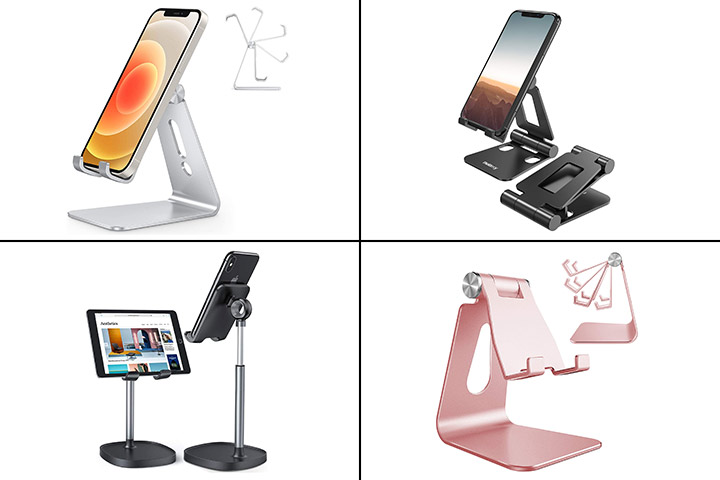 11 Best Cell Phone Stands for Desks In 20201