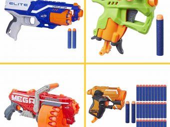 11 Best Nerf Guns In India In 2021