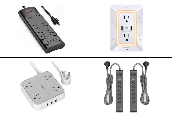 11 Best Power Strips With USB in 2020-1