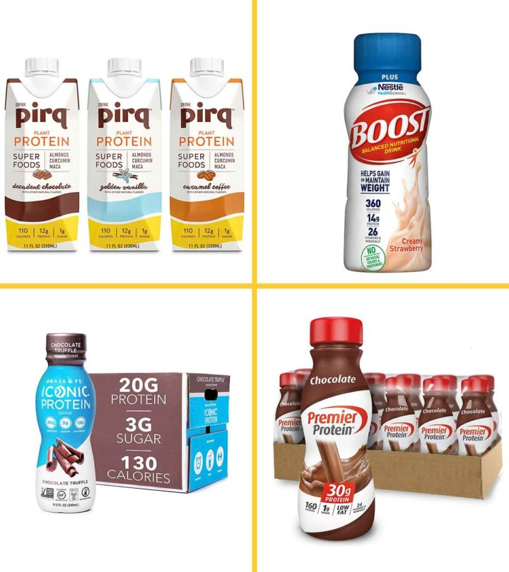Best Pre-Made Meal Replacement Protein Shakes For Weight Loss in 2020