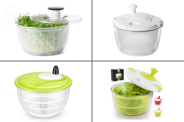 11 Best Salad Spinners To Buy In 2020-1