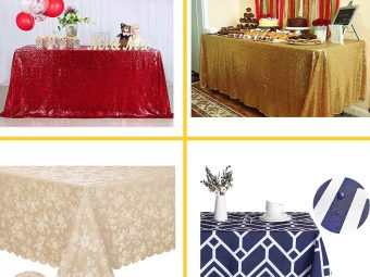 11 Best Tablecloths To Buy In 2021