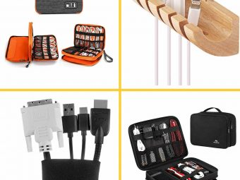 13 Best Bag & Cable Organizers in 2020