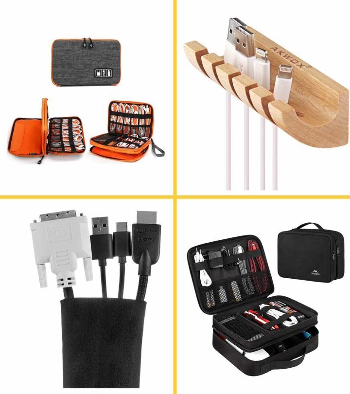 Best Bag & Cable Organizers in 2020