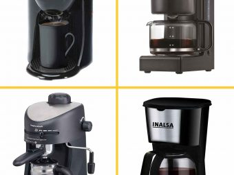 13 Best Coffee Machines In India 2021