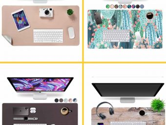 13 Best Desk Pads To Buy In 2021