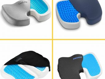 13 Best Gel Seat Cushions for sitting Long Hours, in 2021