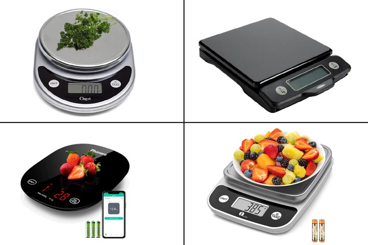 13 Best Kitchen Scales To Buy In 2020-1