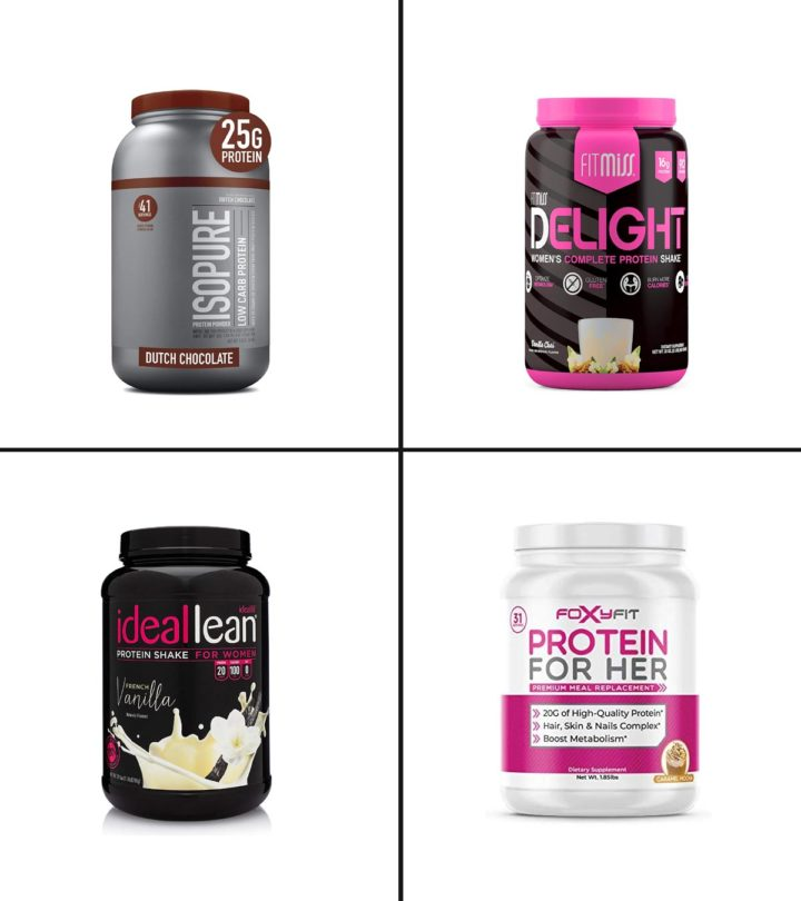 13 Best Whey Protein For Women's Weight Loss in 2020-1