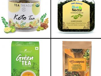 15 Best Green Teas For Weight Loss In India In 2021