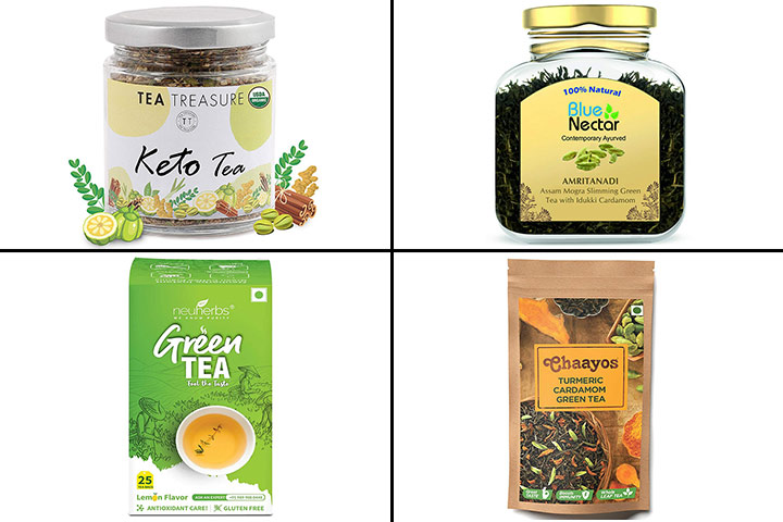 15 Best Green Teas For Weight Loss In India In 2020