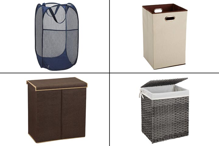 15 Best Laundry Hampers In 2020-1