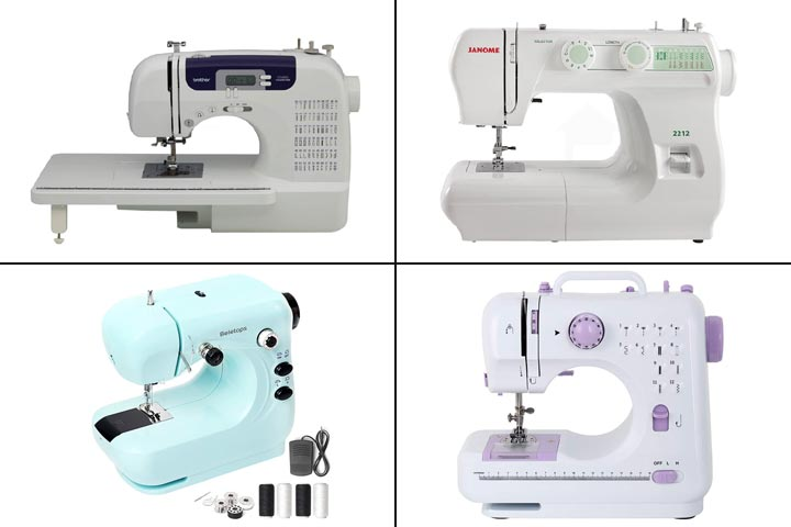 15 Best Sewing Machines To Buy In 2020-1