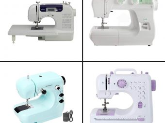 15 Best Sewing Machines To Buy In 2021