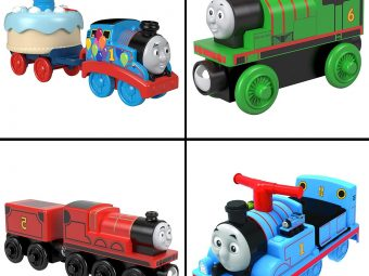 15 Best Thomas The Train Toys In 2021