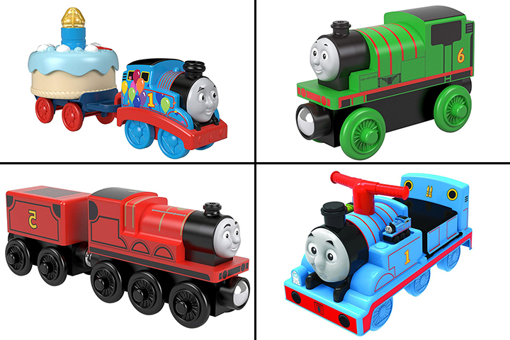 15 Best Thomas The Train Toys In 2020
