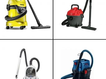 15 Best Vacuum Cleaners In India Of 2021