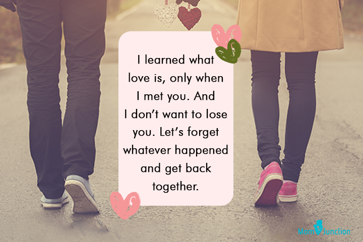 150+ Best Getting-Back-Together Quotes And Sayings