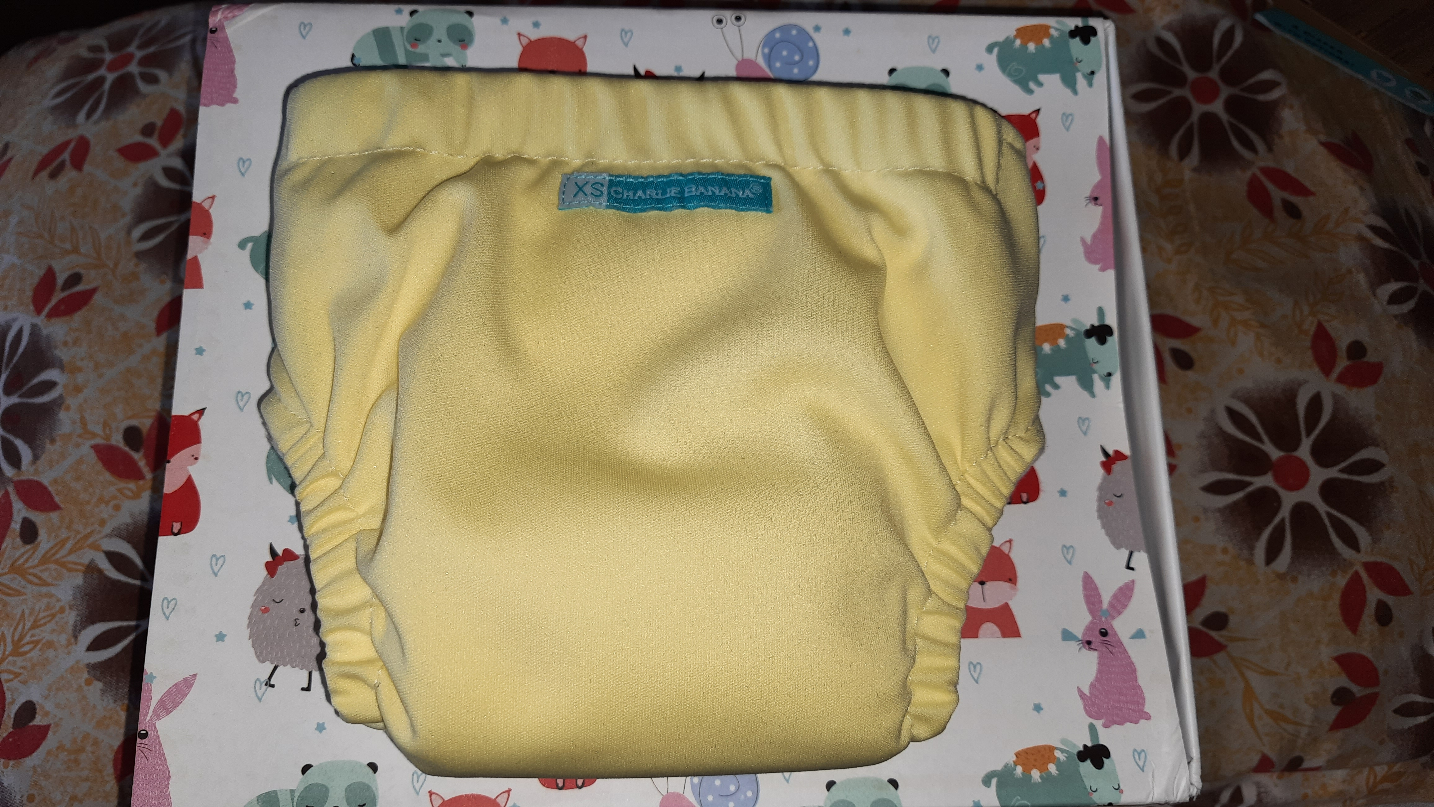 Charlie Banana Newborn Cloth Diaper-Very Gentle for babies-By foodstagram_lav