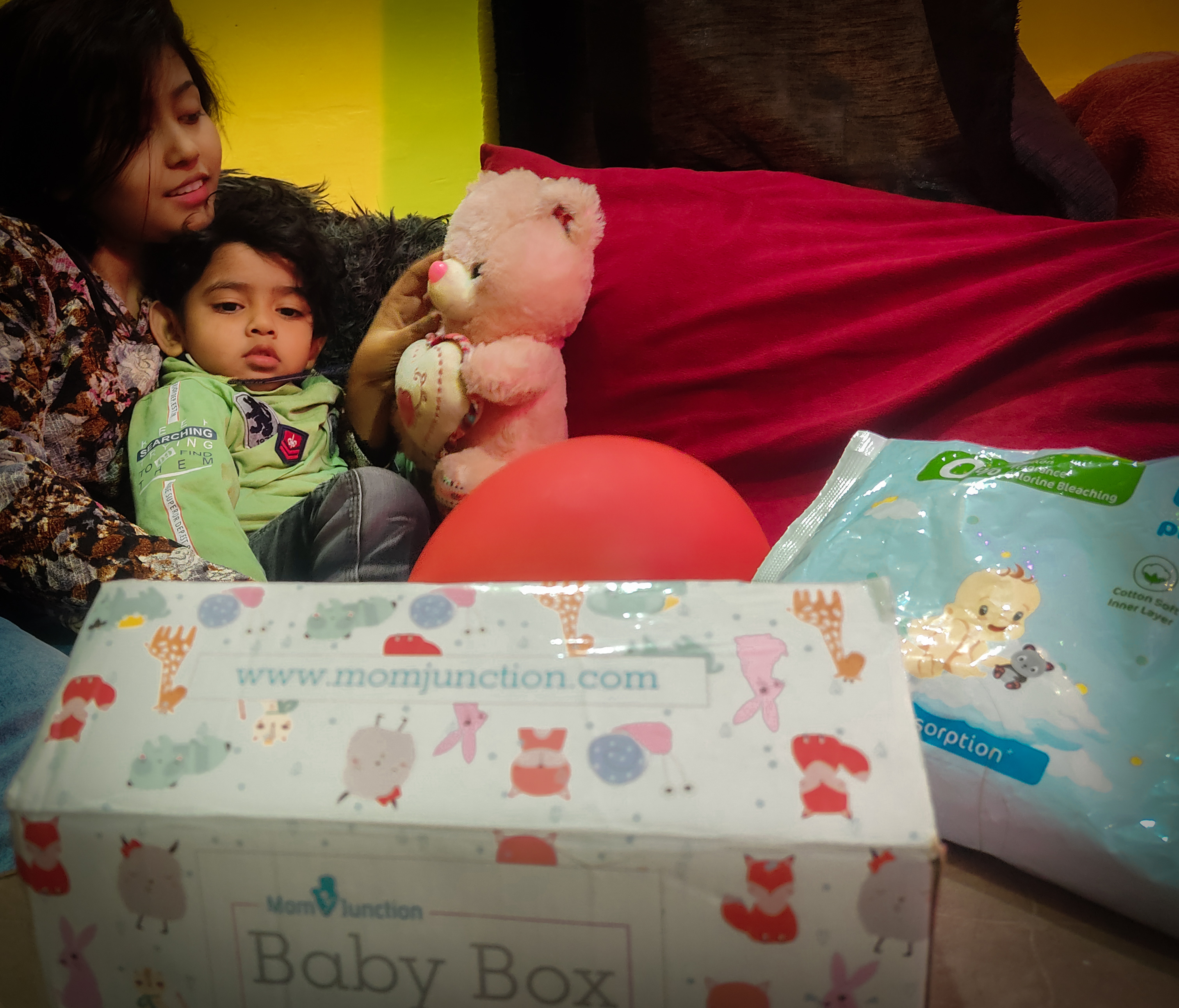 Mamaearth Plant Based Diaper Pants-Absolutely love these diapers!-By nikita_biswas