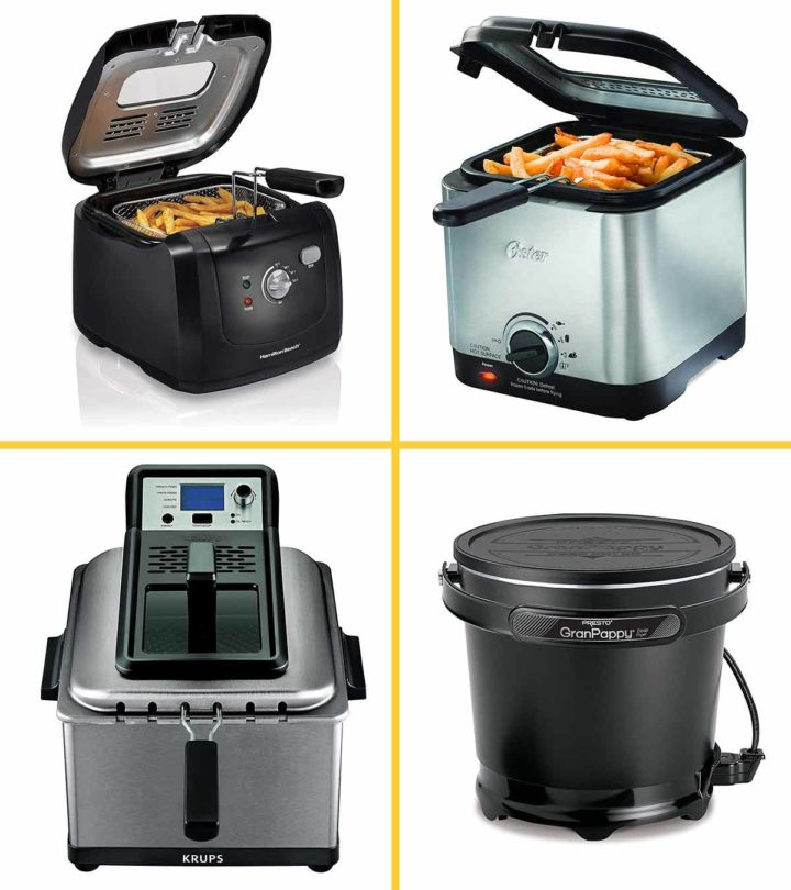 Best Deep Fryers To Buy In 2020