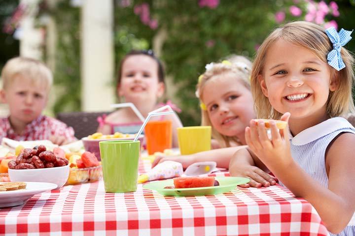 20 Simple Yet Unique Tea Party Ideas For Kids