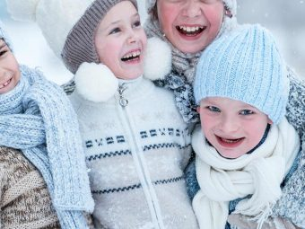 20 Winter Poems For Kids To Celebrate The Snowy Season