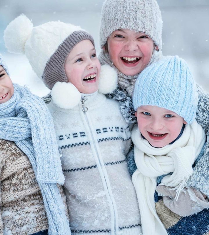 20 Winter Poems For Kids To Celebrate The Snowy Season-1