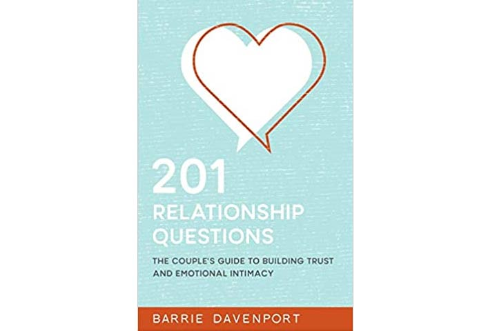 201 Relationship Questions The Couple's Guide To Building Trust