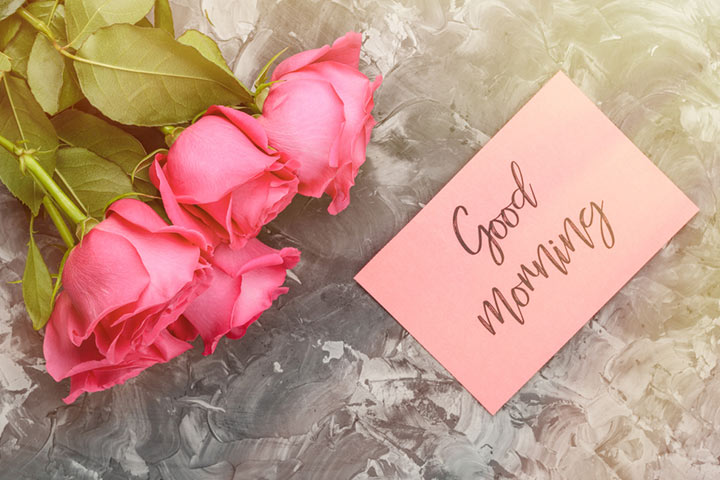 50+ Good Morning Messages For Wife In Hindi
