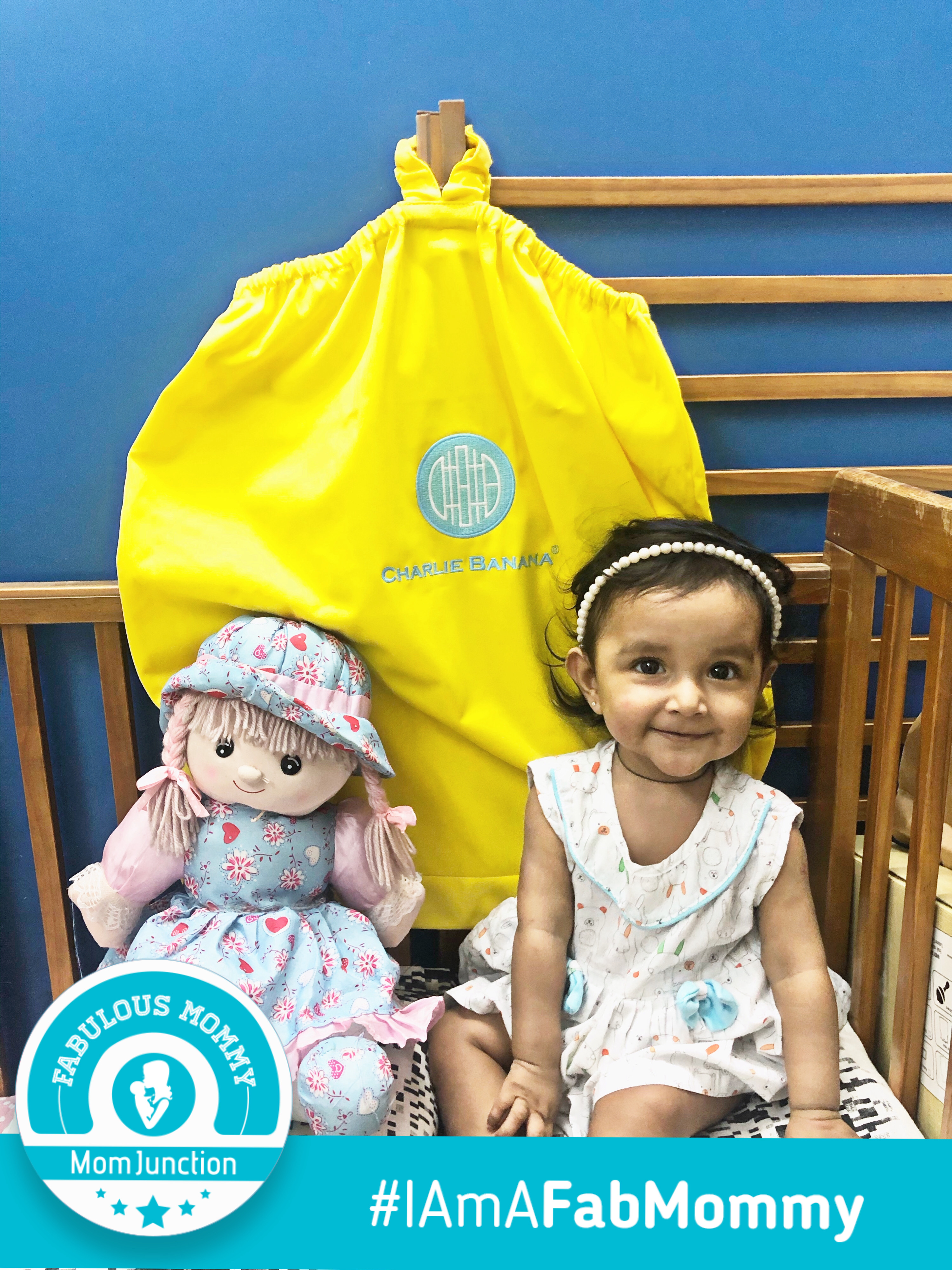 Charlie Banana Diaper Laundry Bag-Must for parents-By ushma