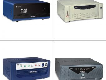 7 Best Inverters In India Of 2021