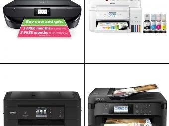 9 Best Inkjet Printers To Buy In 2021