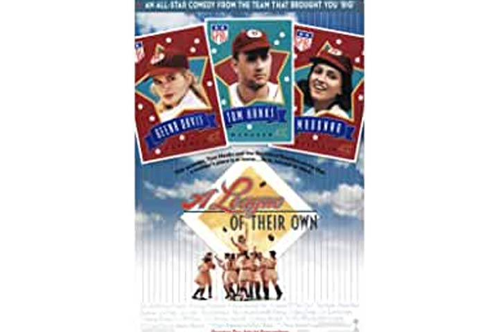 A League Of Their Own (Suitable for all ages with parental guidance)