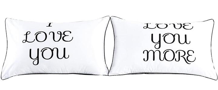 A Nice Night Couple Pillowcases