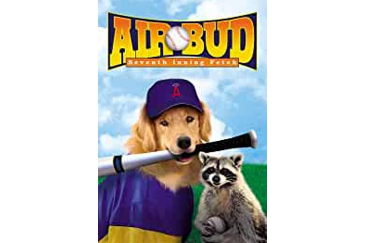 Air Bud - Seventh Inning Fetch (Suitable for all ages)
