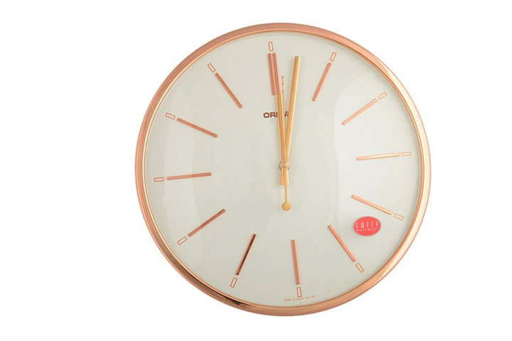 Ajanta Oreva Analog Clock