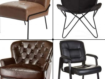 11 Best Leather Chairs To Buy in 2021