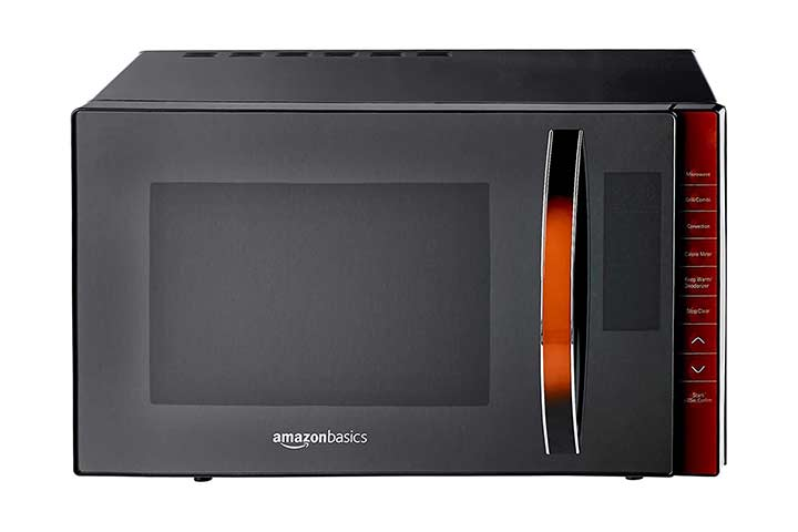 AmazonBasics 23L Convection Microwave Oven