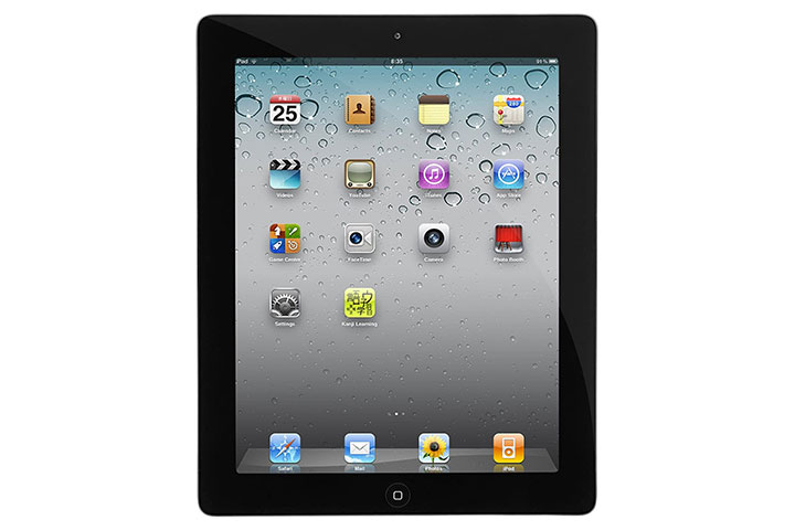 Apple iPad Tablet 2nd Generation (Certified Refurbished)