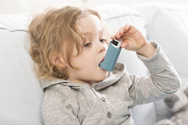 Asthma In Children Symptoms, Causes, Treatment And Home Care